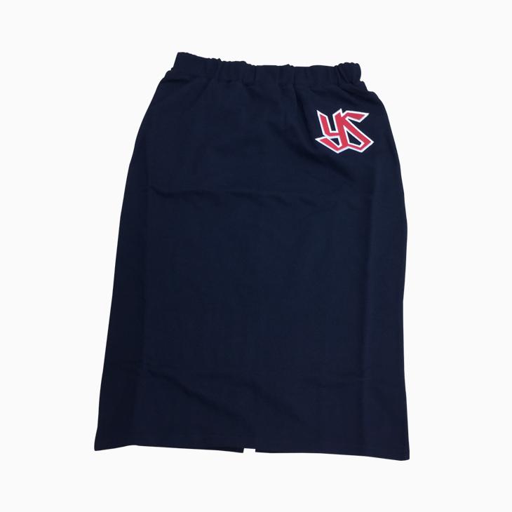 YSロゴ刺繍スカート(ロゴ)