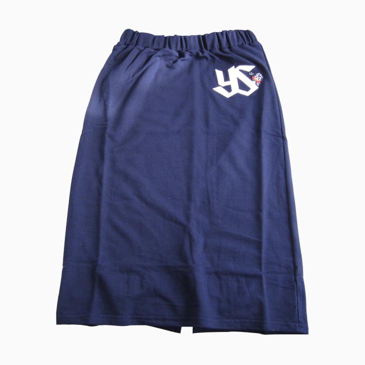 YSロゴ刺繍スカート(つば九郎)