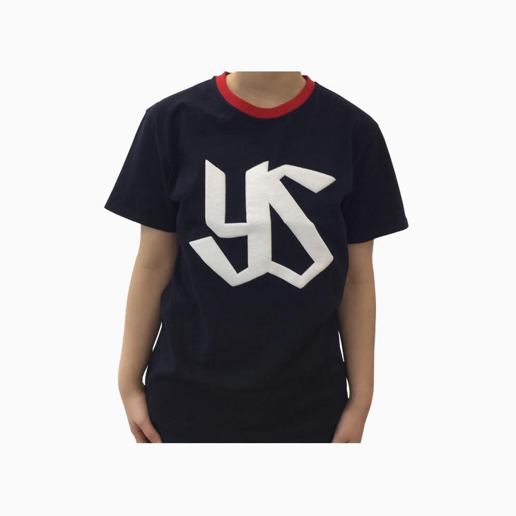 YS発泡プリントTシャツ