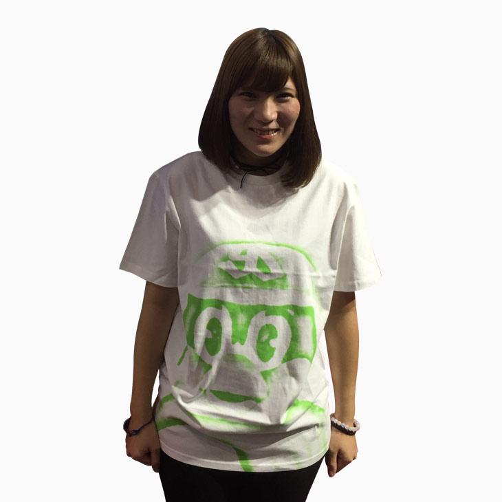 つば九郎Tシャツ(実写)