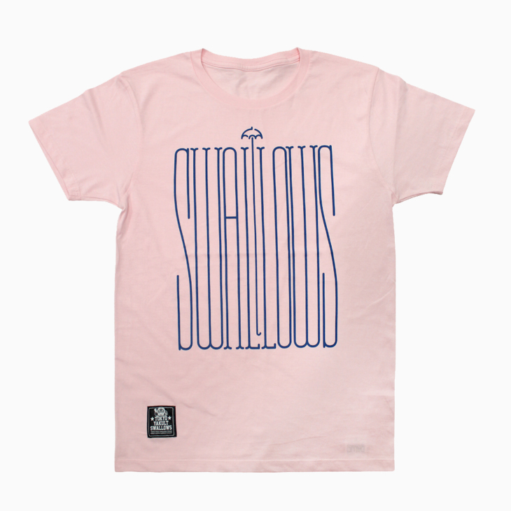 2016夏限定ロングロゴTシャツ(ピンク)