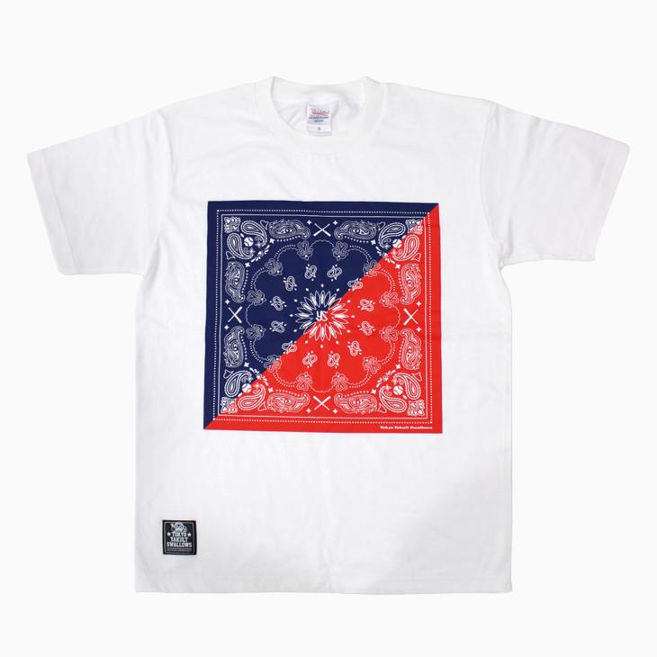 2016夏限定ペイズリーTシャツ