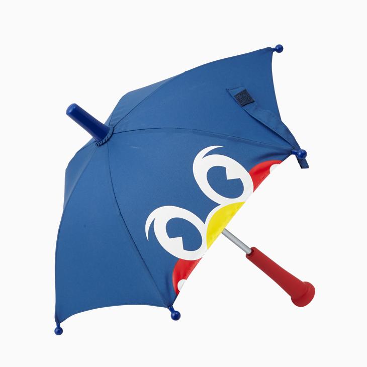 ミニチュア傘(つば九郎顔)