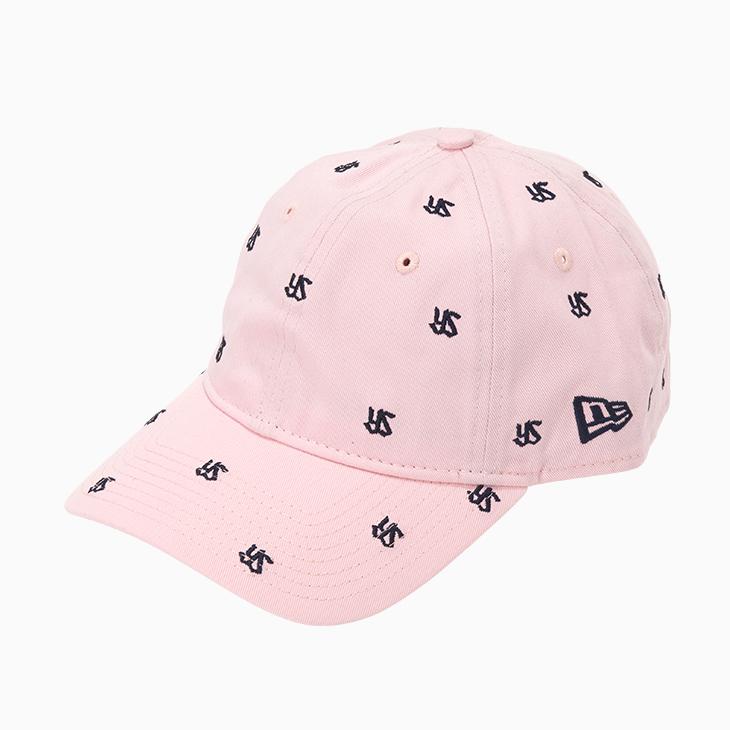 920キャップ(YS総柄ピンク)