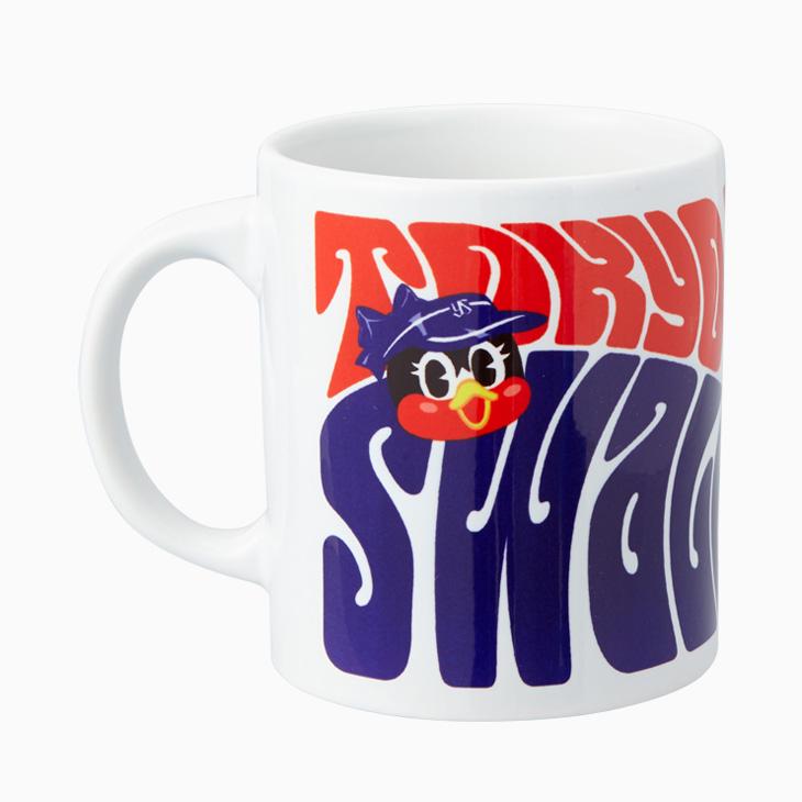 マグカップ(ロゴ×キャラ)