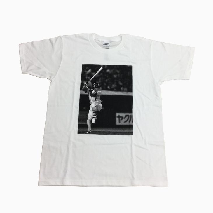 山田フォトTシャツ(ホワイト)