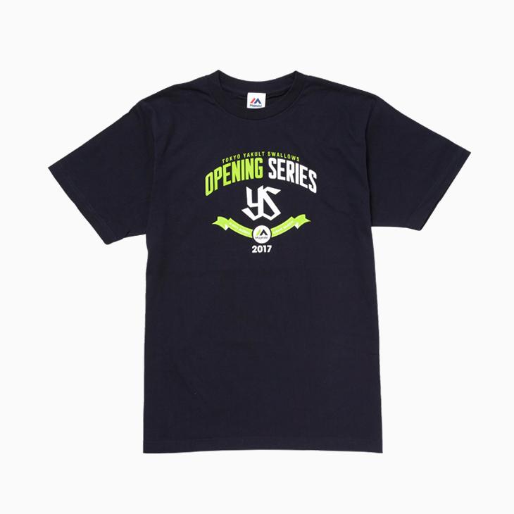 【majestic】OPENING SERIESロゴTシャツ(2017)