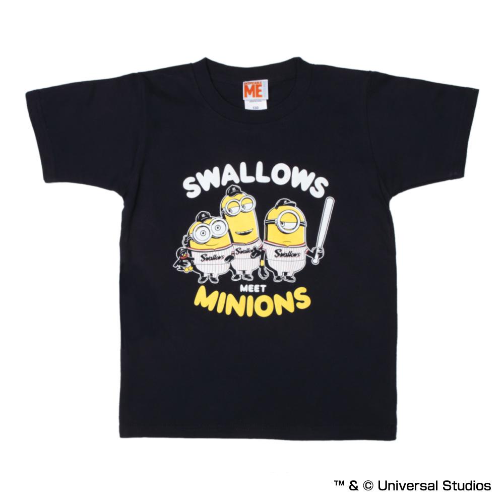 ミニオン×スワローズTシャツ(大人用)