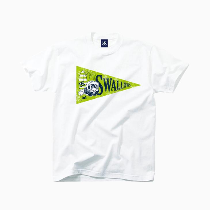 ペナントTシャツ