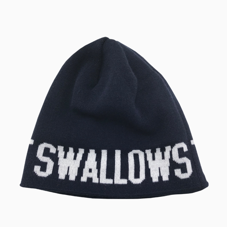 Swallows 2WAYビーニー(ネイビー)