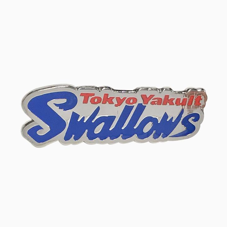 ピンバッジ(Swallows)