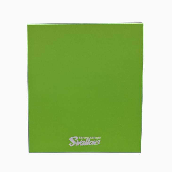 Swallowsグリーン色紙
