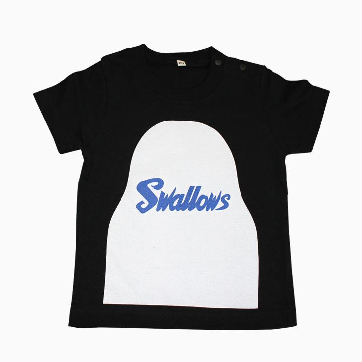 なりきりつば九郎ベビーTシャツ