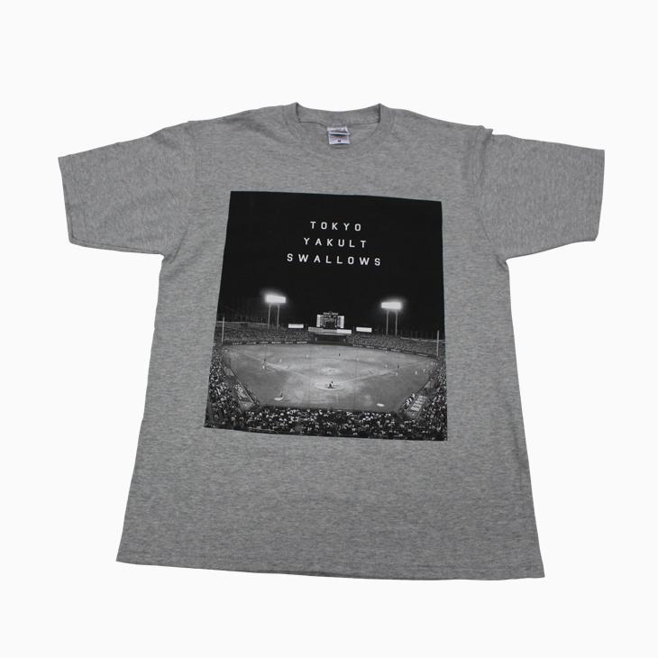 YS神宮フォトTシャツ(杢グレー)