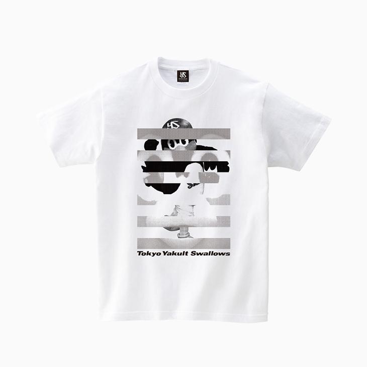 つば九郎ボーダーTシャツ