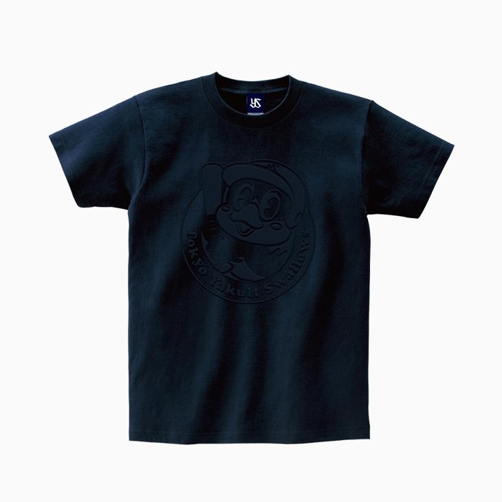 つば九郎エンボスTシャツ