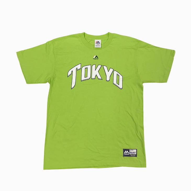 ネーム&ナンバーTシャツ(2018燕パワー)