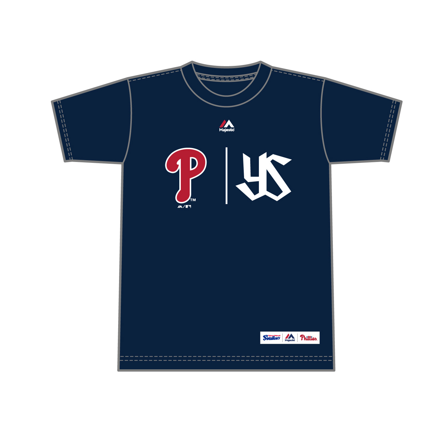 BASEBALL FEELS!  Tシャツ(ロゴ)