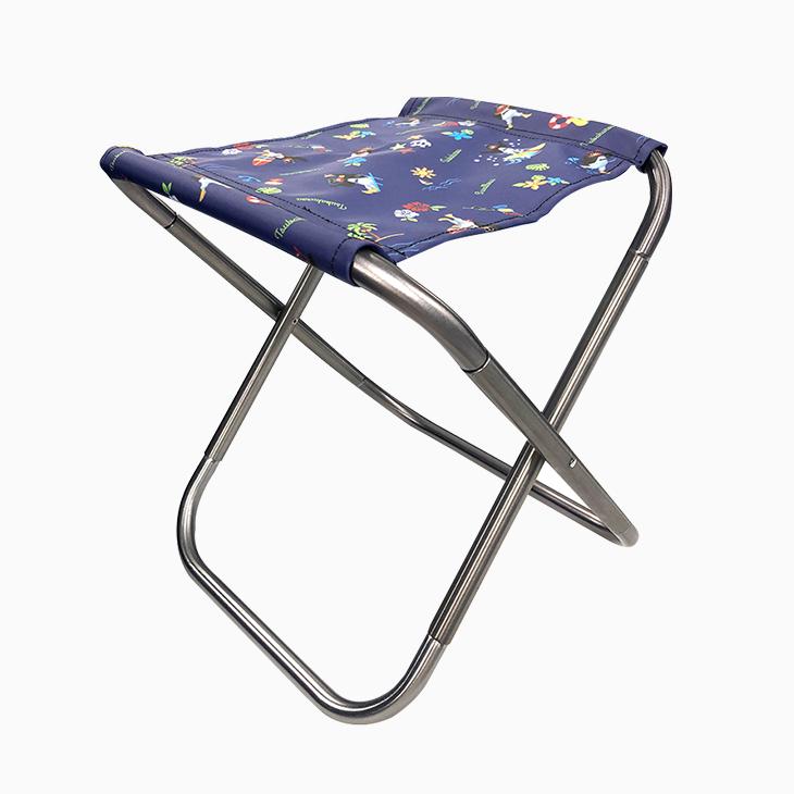 つば九郎折りたたみ椅子
