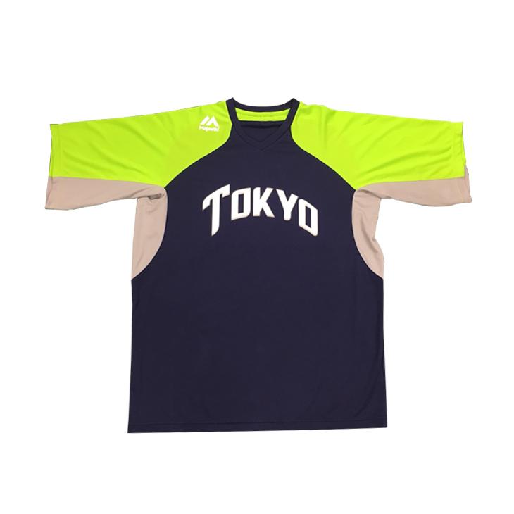 燕パワープラクティスTシャツ(無地)