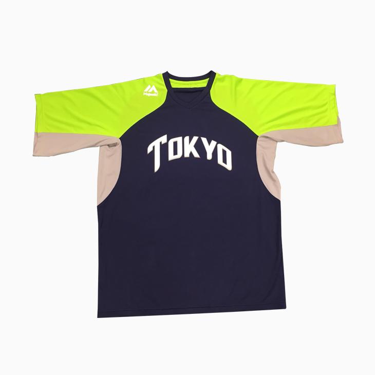 セミオーダー燕パワープラクティスTシャツ