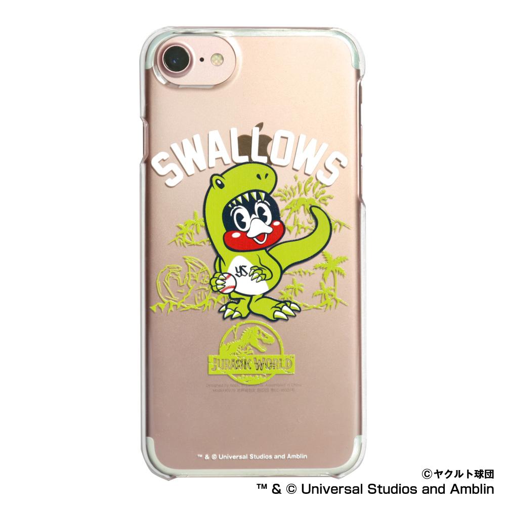 JURASSIC WORLD×スワローズ iPhoneケース