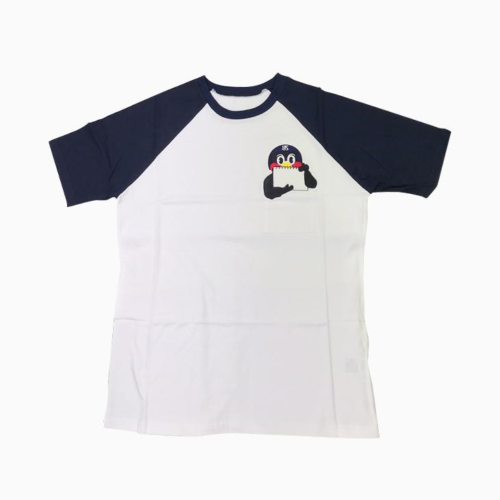つば九郎メモラグランTシャツ
