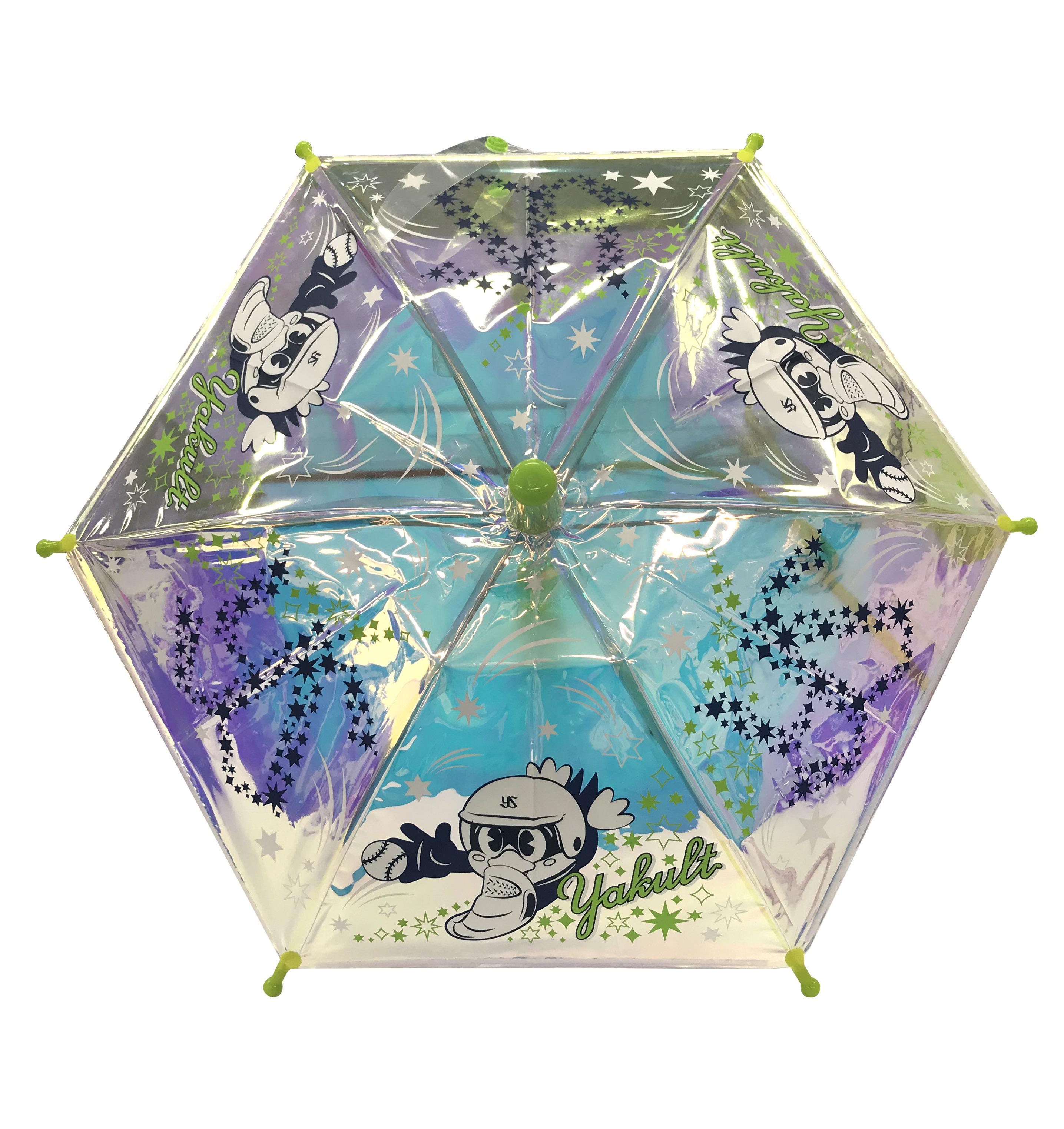 応援ミニチュア傘 つば九郎シャイン
