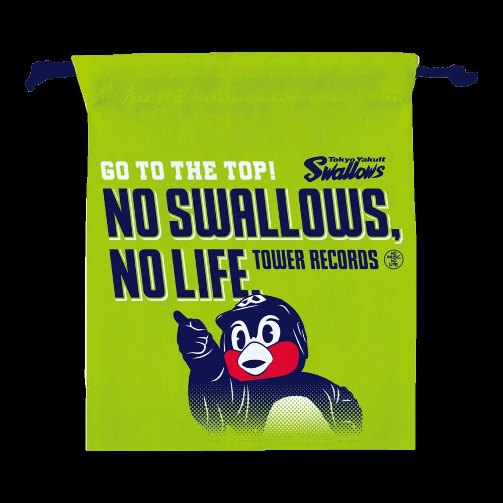 NO.SWALLOWS,NOLIFE巾着