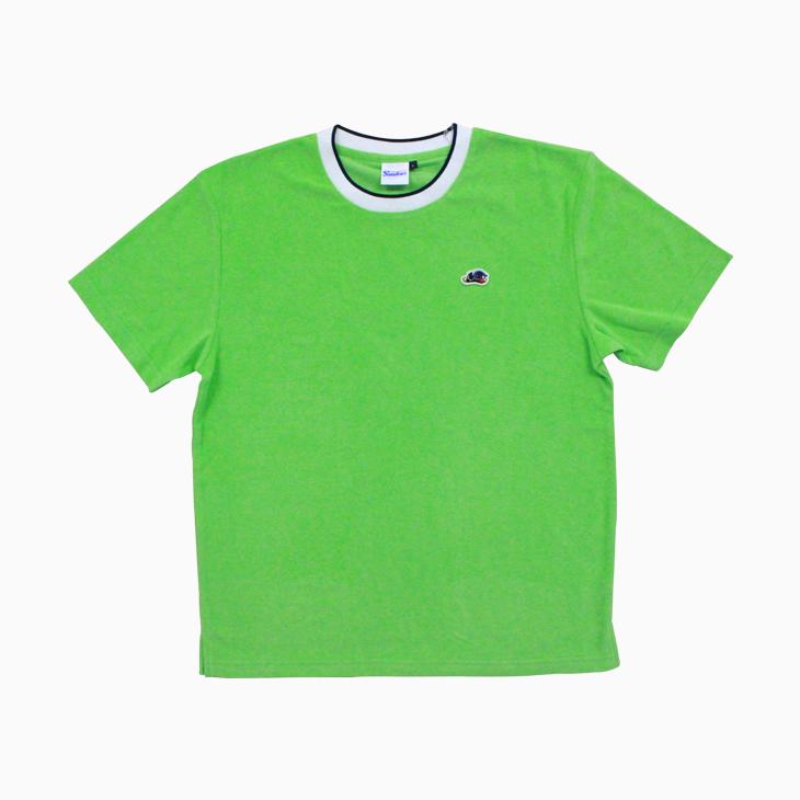 """つば九郎""""NEKASETE""""パイルTシャツ"""