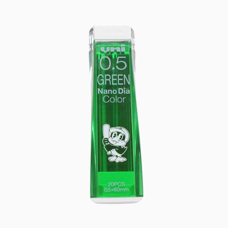 グリーンシャープ芯