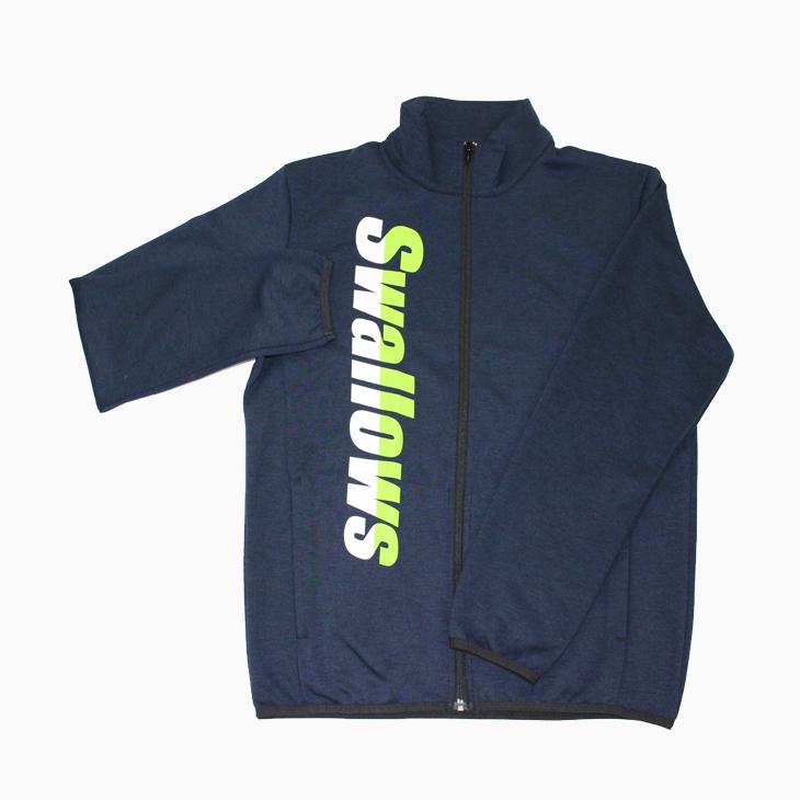 Swallowsドライスウェットジップジャケット