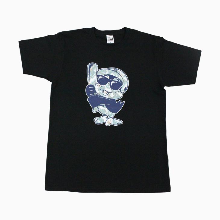 ボタニカルつば九郎Tシャツ
