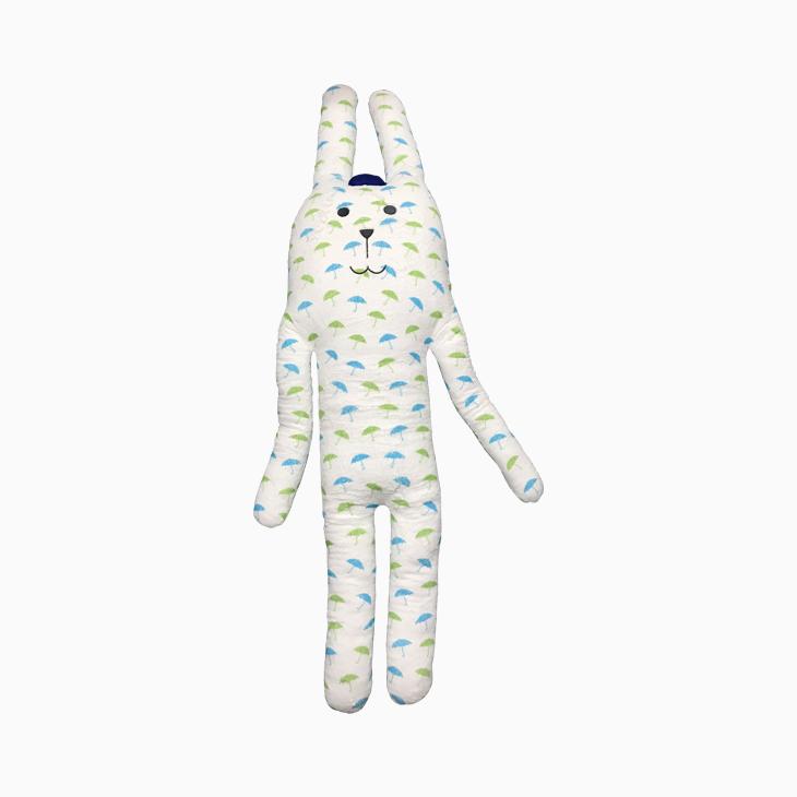 CRAFTHOLIC×SWALLOWS 抱き枕Lサイズ ラブ(ウサギ)