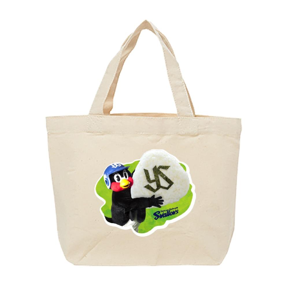 ランチトートバッグ(おにぎりつば九郎)