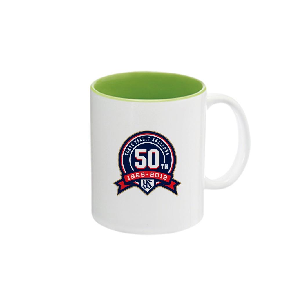 50周年記念マグカップ