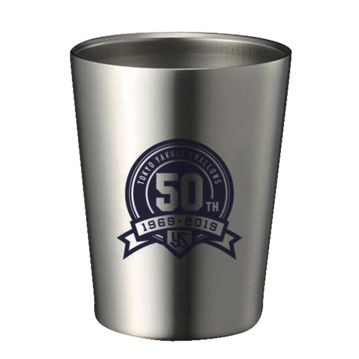50th記念ステンレスサーモタンブラー