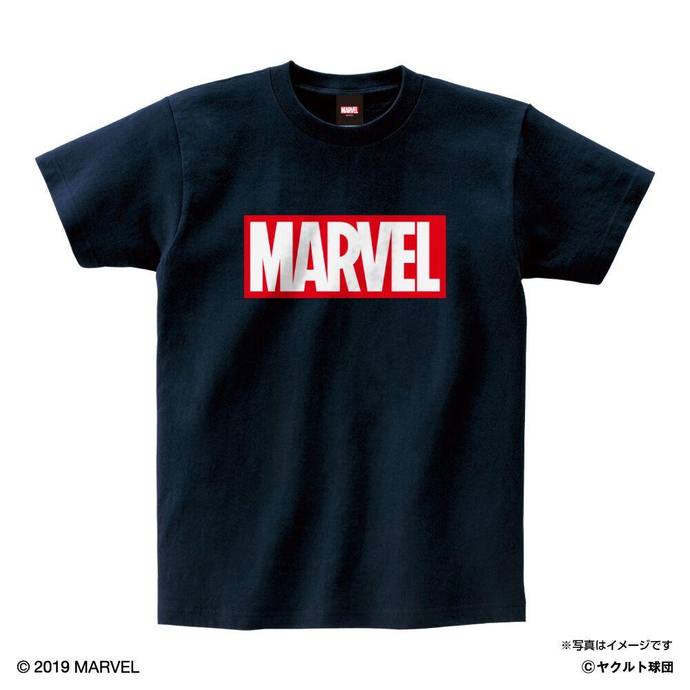 MARVEL スワローズTシャツ(スパイダーマン)