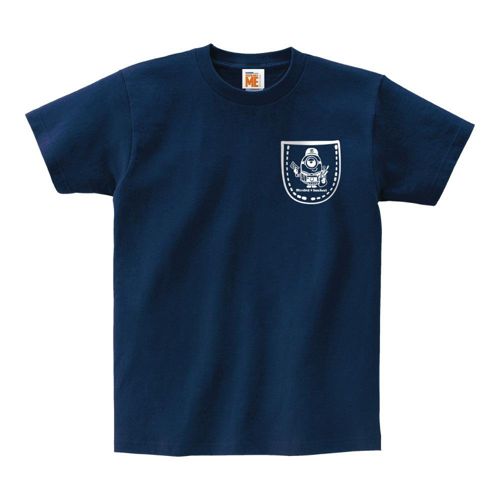 ミニオン×スワローズ Tシャツ(ファンミニオン)