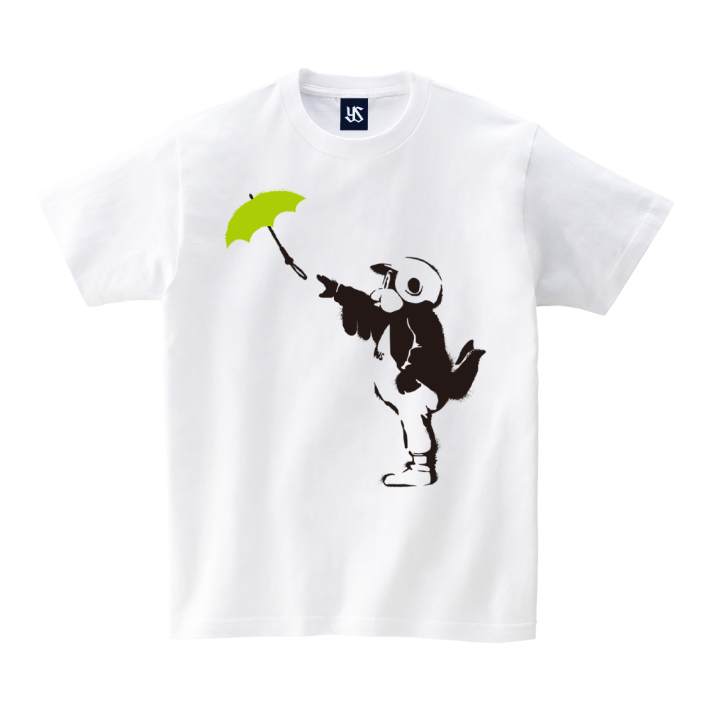 つば九郎スプレーアートTシャツ 第二弾