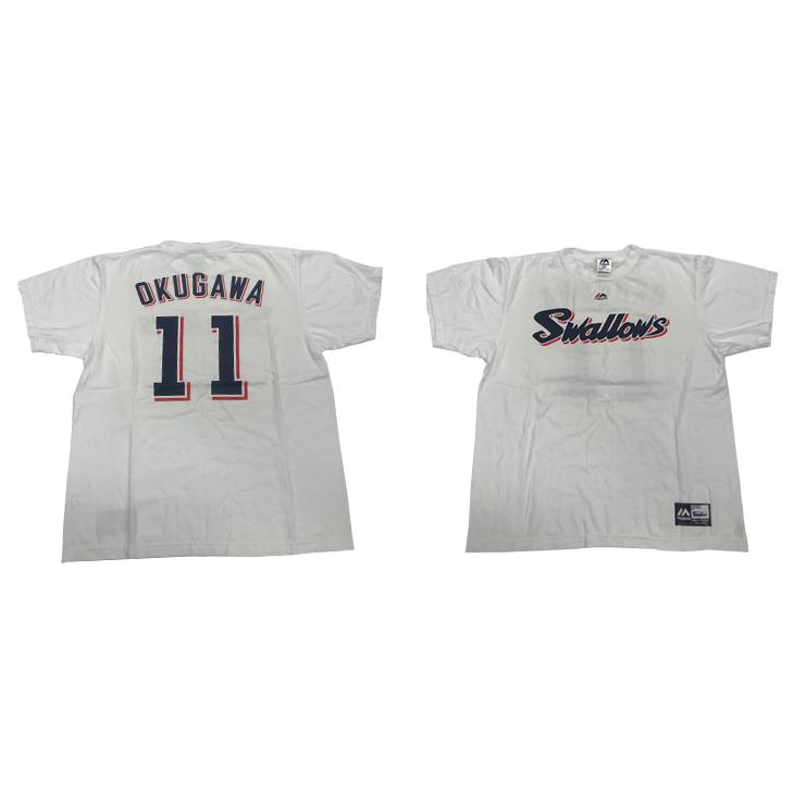 ネーム&ナンバーTシャツ(ホーム)11奥川