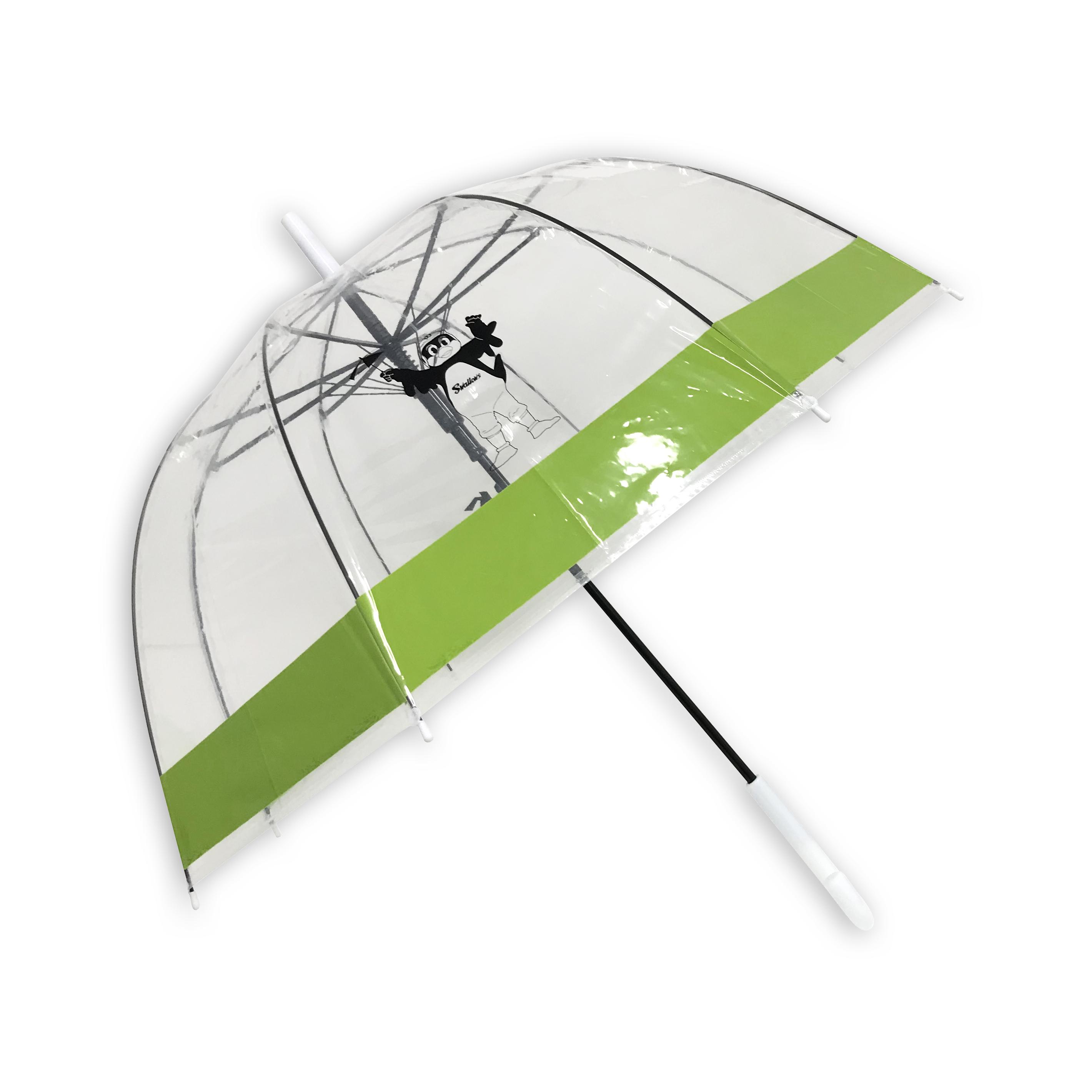 つば九郎ドーム型傘
