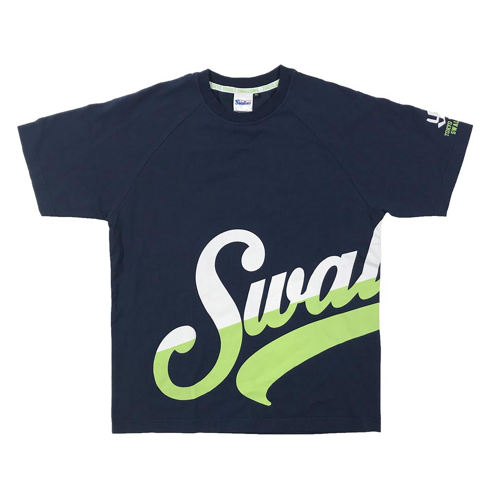 筆記体Tシャツ