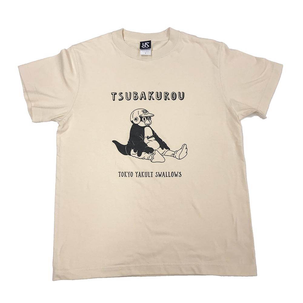 つば九郎コットンTシャツ